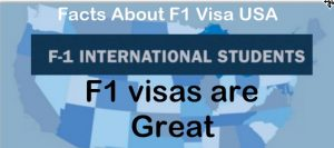 f1 visas are great