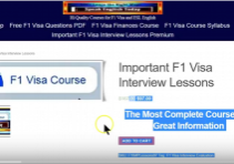 Important F1 Visa Interview Lessons Pic